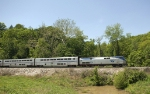 Northbound Amtrak Texas Eagle(Train #22)