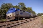 Amtrak Ann Rutledge westbound