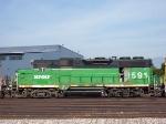 BNSF 1591