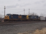 CSX 5102 and 41