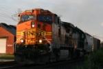 BNSF 5070