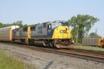 CSX 8782 + CSX 8762
