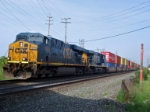 CSX 5283 + CSX 5321