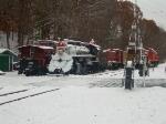 1st Snow Of The Season