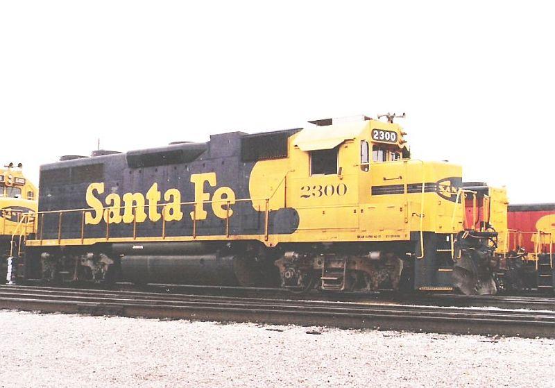GP 38 2300 Class Unit
