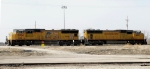 Union Pacific #5064(SD 70M) and #4610(SD 70M)