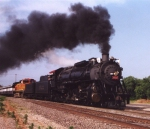"Frisco 1522 Steam(""BNSF Employee Special"")"