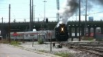 Nickel Plate 765 Steam Excursion Train Departing Madison, IL with NKP 765 In Full Command!!
