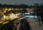 Kirkwood Amtrak Station