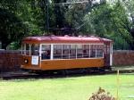 Beautifully restored 1926 streetcar  #224