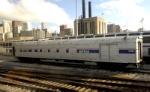 Amtrak Heritage baggage car