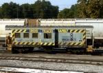 Old CSX caboose/crew work car