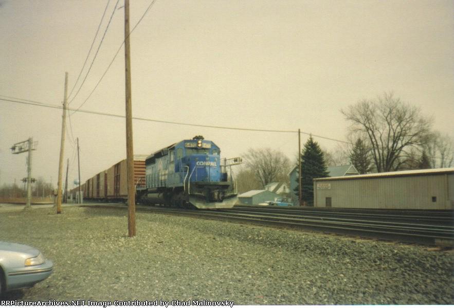 CR 6470 train STPR