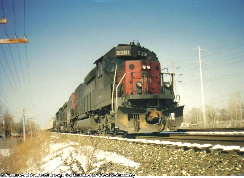 SSW 9381