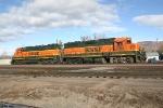 BNSF GP38 2168