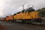 UP GP38-2 602