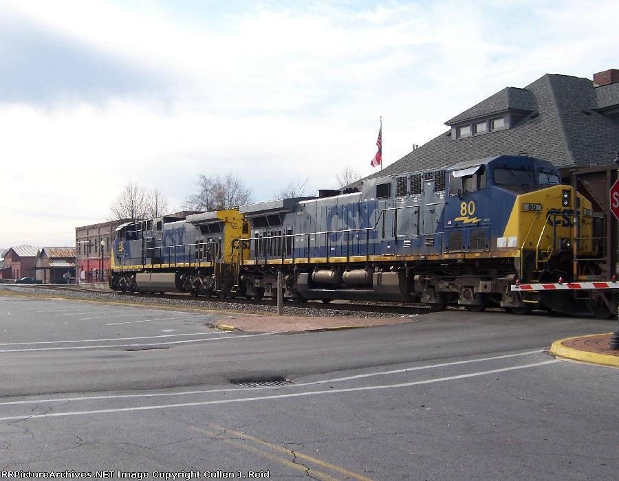 Train N203-05