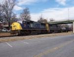 Train Q541-08