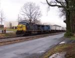 Train Q142-21