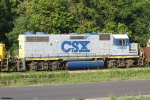 CSXT GP38-2 2507