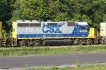 CSX GP40-2 6406