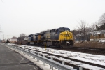 CSX 674 Eastbound