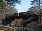 BNSF 4319