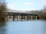 AMTK 50 Greenbrier Bridge