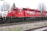 CP SD40-2 5792