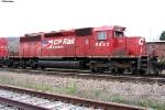 CP SD40-2 5843