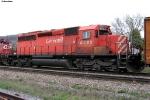 CP SD40-2 6053