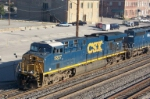 Closeup of CSX 5227
