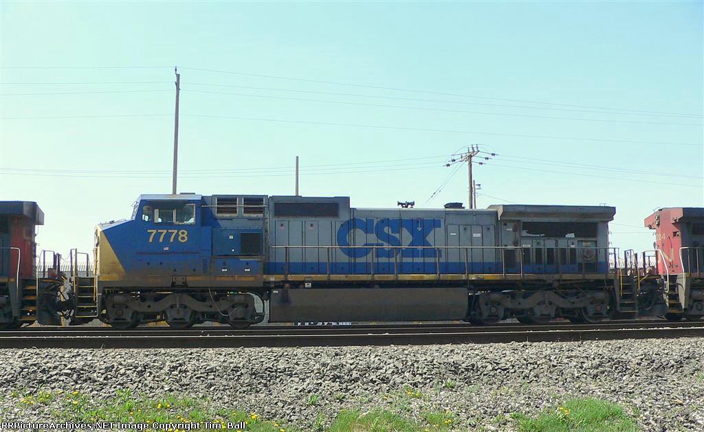 CSX 7778