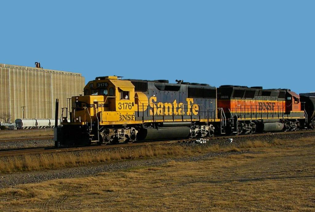 BNSF 3176