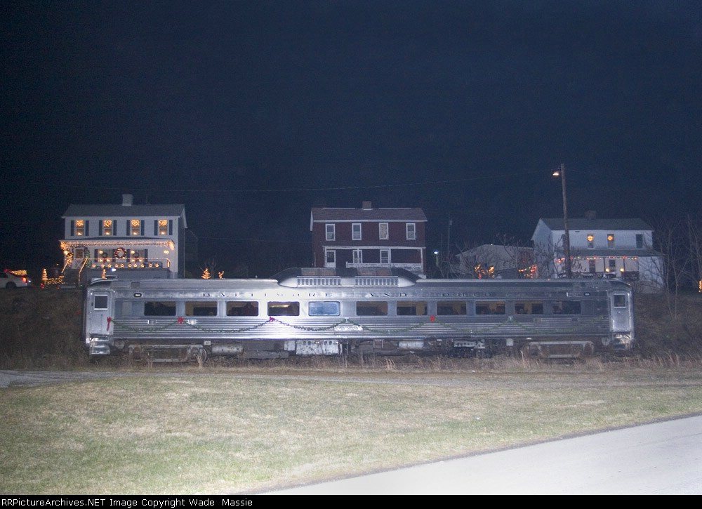 BO 9913 returning to Uniontown on the FM&P
