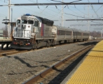 NJT Atlantic City train