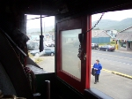 In The Cab Of No.2