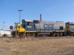 CSX 1557 returns.......