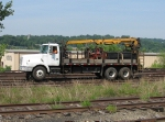 Pan Am High-Rail Vehicle