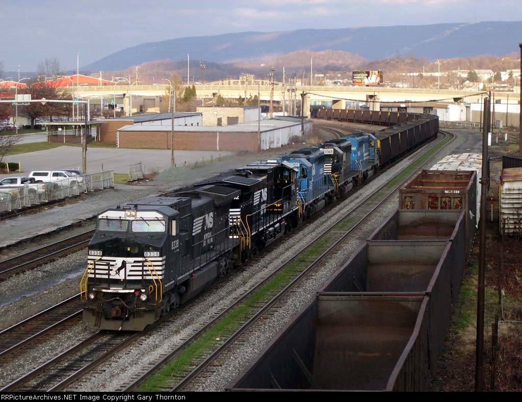 NS 8338