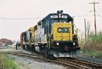CSX B778