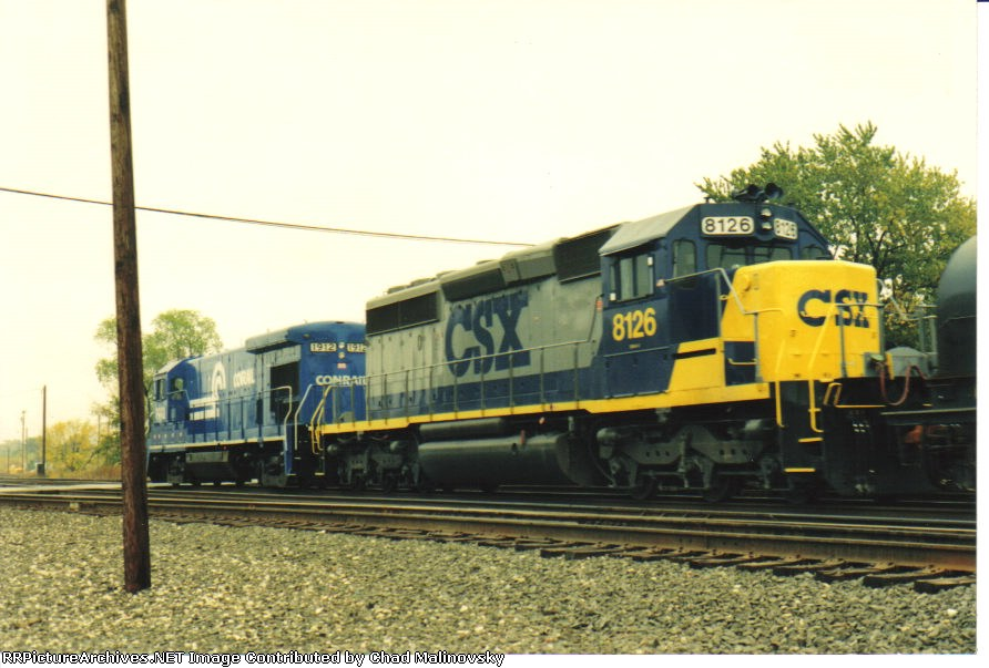 CSX 8126