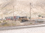 UP 4326 point for WB intermodal at 1:40pm