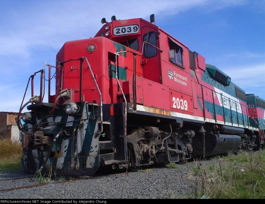 Ferromex GP38-2 2039