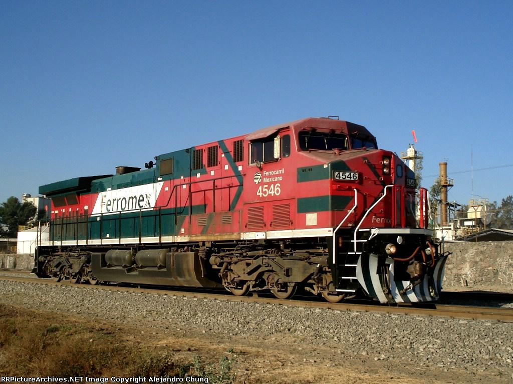 Ferromex AC4400 4546