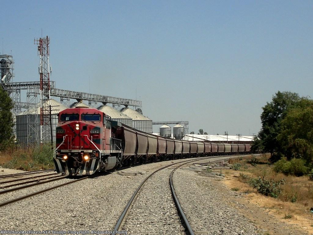 Ferromex AC4400 4531