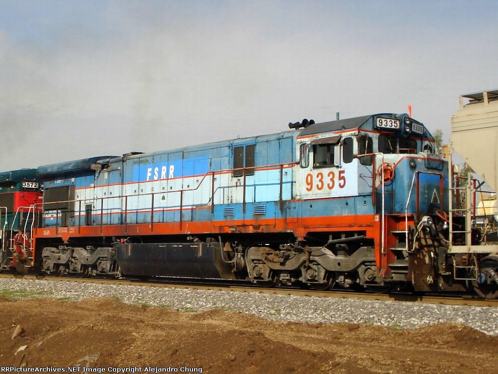 Ferrosur C30-7 9335