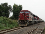 Ferromex AC4400 4553 and SD70aCE 4014