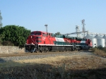 Ferromex ES44AC 4637