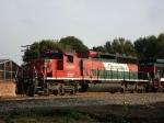 Ferromex SD40-2 3157